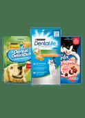 Felix, Dentalife of Bonzo snacks