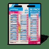 Grundig alkaline batterijen