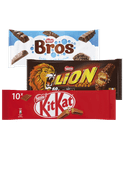 Kitkat, Lion of Bros