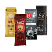 L'OR of Douwe Egberts koffiebonen