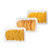 1 de Beste kip cordon bleus, kaas kipschnitzels