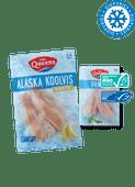 Queens Alaska koolvis of pangafilets