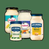 Calvé of Hellmann's mayonaise