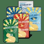 Maaslander 30+ of 50+ plakken kaas