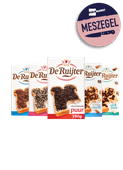 De Ruijter chocoladehagel of vlokken