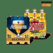 Affligem of Desperado's speciaalbier