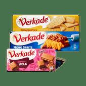 Verkade koek of chocoladereep