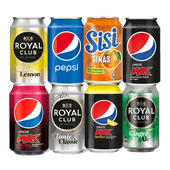 Pepsi, Sisi, Royal Club of Rivella