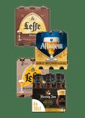 Affligem, Hertog Jan of Leffe Speciaalbier