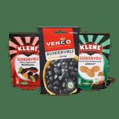 Klene of Venco suikervrij