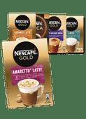 Nescafé koffie specialiteiten