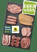 DekaVers scharrel varkensvlees