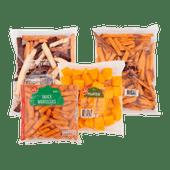 Fresh & Easy zoete aardappelfriet of herfstfriet