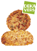 DekaVers mini pizza broodjes