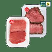 1 de Beste rundersteaks