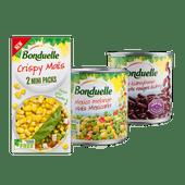 Bonduelle groente