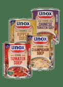 Unox soep in blik