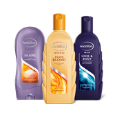 Andrélon shampoo of conditioner