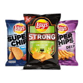 Lay's Superchips of Strong