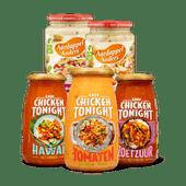Chicken Tonight of Aardappel anders