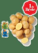 1 de Beste vastkokende of kruimige aardappelen