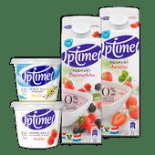 Optimel kwark of yoghurt