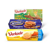Verkade San Francisco, McVitie's of kinderkoek