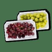 1 de Beste pitloze rode of witte druiven