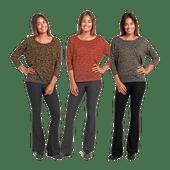 Dames sweater of legging