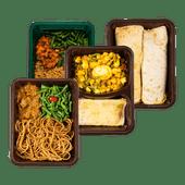Swietie Kitchen maaltijd