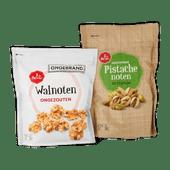 1 de Beste walnoten of pistachenoten
