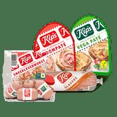 Kips vleeswaren of vega