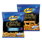Aviko Supercrunch of Friet van 't huis