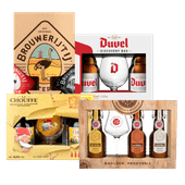 Brouwerij 't IJ, La Chouffe, Duvel of Grolsch
