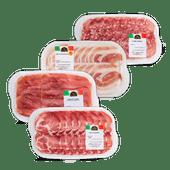 San Carlo Spaanse of Italiaanse vleeswaren