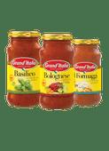 Grand Italia pastasaus of pesto