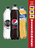 Royal Club, Pepsi, 7-up of Rivella