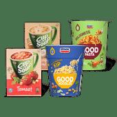 Unox Cup a Soup, Good noodles, rice of pasta