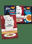 Gourmet mon petit of Felix soup