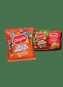Duyvis Borrel-, Tijgernootjes of Oven Baked pinda's