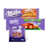 Milka Mmmax of moments