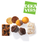 DekaVers American cookies, muffins, carrot cake of bananenbrood