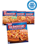 Dr.Oetker Big American Pizza