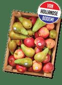 Hollandse elstar appelen of conference peren