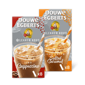 Douwe Egberts ice coffee