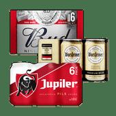 Warsteiner, Bud of Jupiler