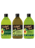 Nature box conditioner of shampoo