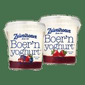Zuivelhoeve Boer'n yoghurt