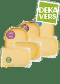DekaVers Goudse kaas van de versafdeling