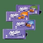 Milka chocoladereep